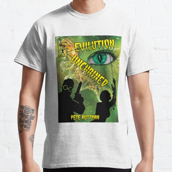 Evilution Unchained Cover Classic T-Shirt
