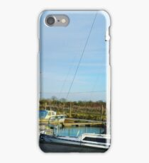 Boatyard iPhone Case/Skin