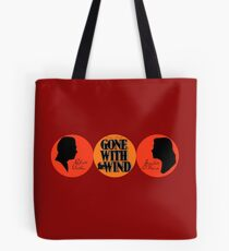 Gone With the Wind (logo) Tote Bag