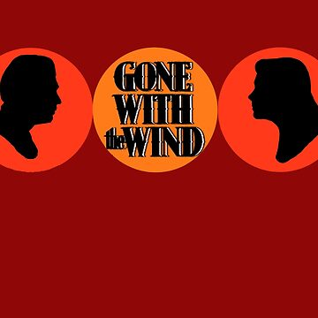 Gone With the Wind (logo) by syriana94