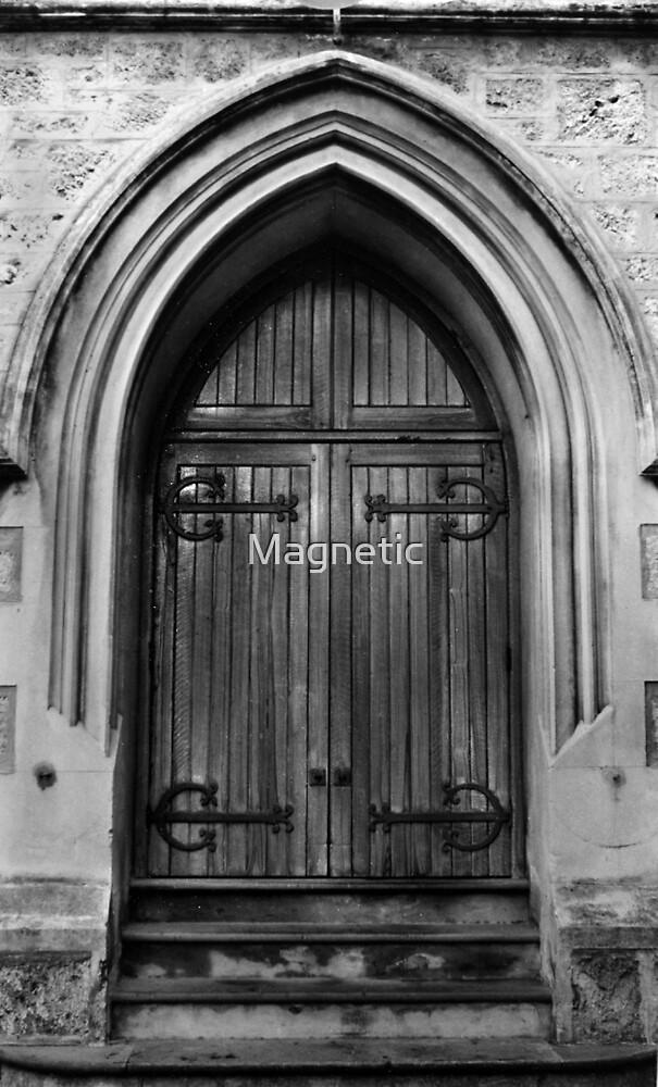 Church Door by Magnetic