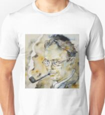 RAYMOND CHANDLER - watercolor portrait.2 T-Shirt