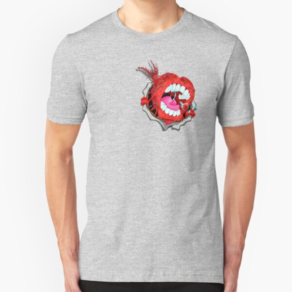 Heart Attack - Dark Slim Fit T-Shirt