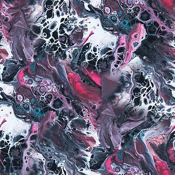 Fluid Painting Pattern by nobelbunt
