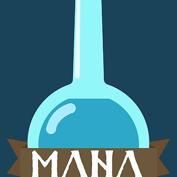 Mana Potion by mortiis99