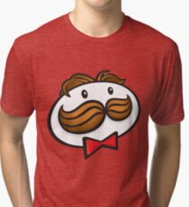 Mr Pringle Tri-blend T-Shirt