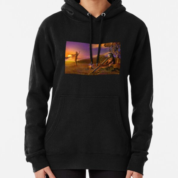TIMELESS LAND Pullover Hoodie