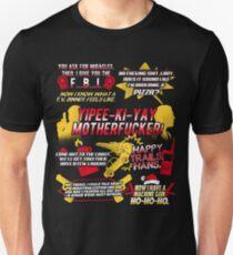 Die Hard Best Quotes Unisex T-Shirt