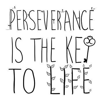 Perseverance by julianarnold