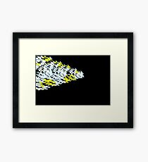 arrow Framed Print