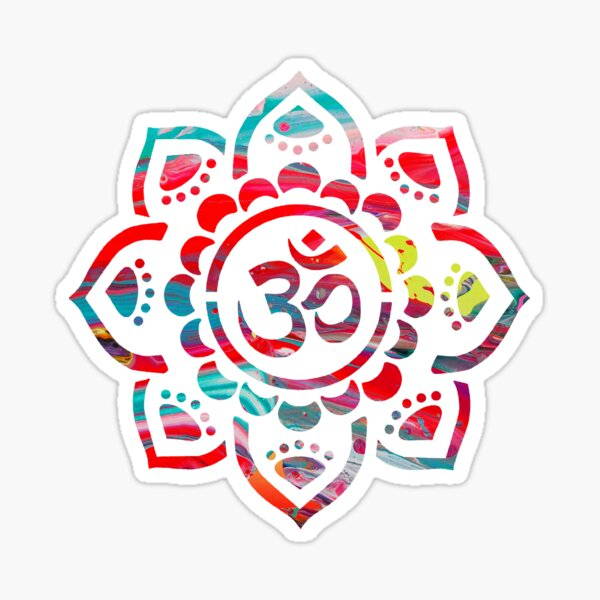 Om Symbol Sticker Photo  IMAGES, GIF, ANIMATED GIF, WALLPAPER, STICKER FOR WHATSAPP & FACEBOOK