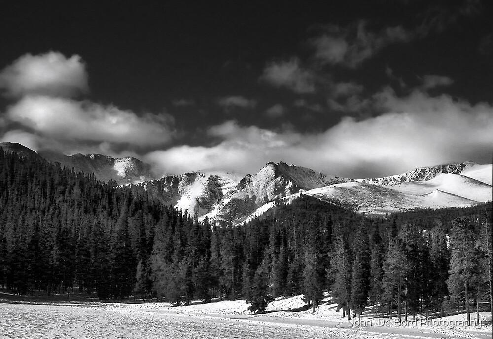 A Winter Scenic by John  De Bord Photography
