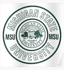 MICHIGAN STATE UNIVERSITY  Poster