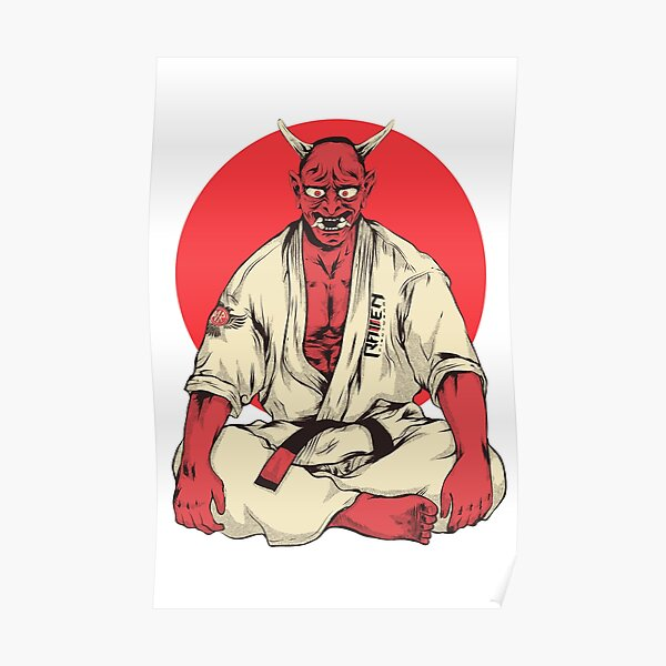 The Oni Poster