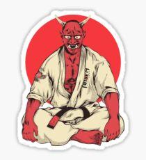 The Oni Sticker
