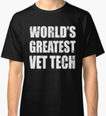 Vet Tech Quotes Extraordinary Vet Tech Quotes Tshirts  Redbubble
