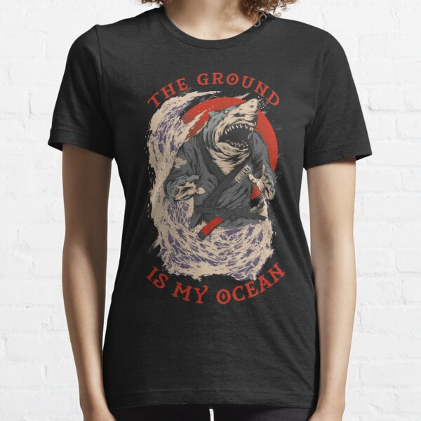 The Ground Is My Ocean Essential T-Shirt
