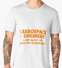 AEROSPACE ENGINEER Men's Premium T-Shirt