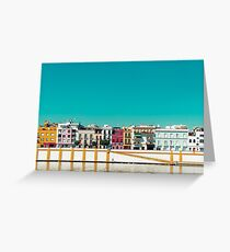Triana, the beautiful Greeting Card