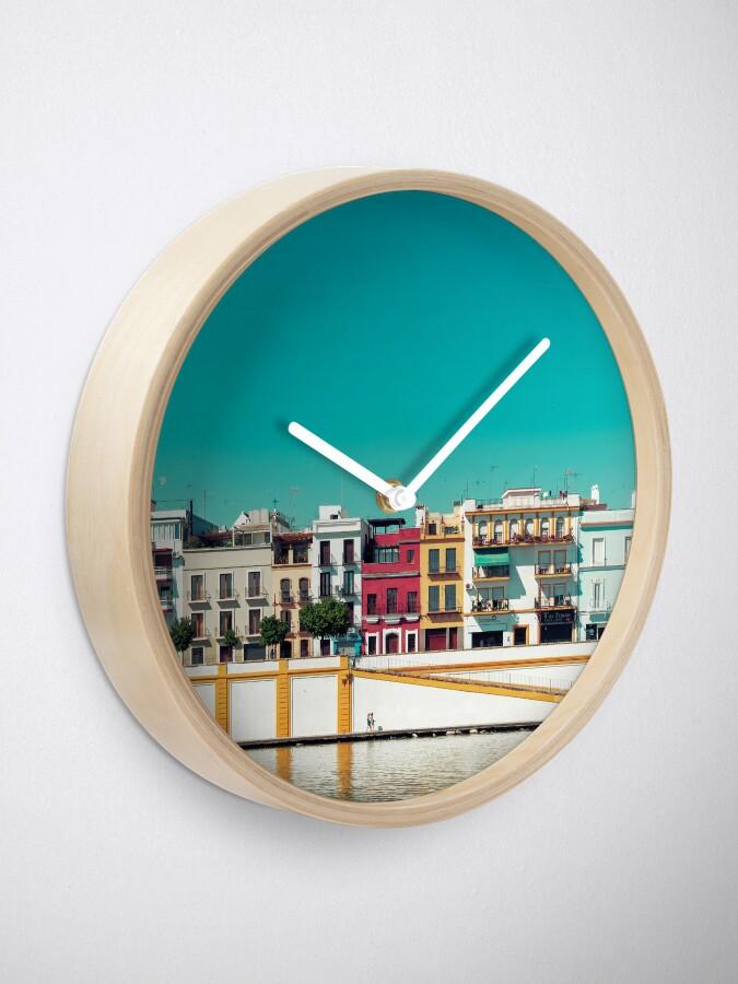 Alternative Ansicht von Triana, die Schöne Uhr