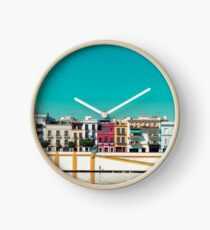 Triana, the beautiful Clock