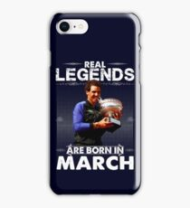 Rafa Nadal March iPhone Case/Skin