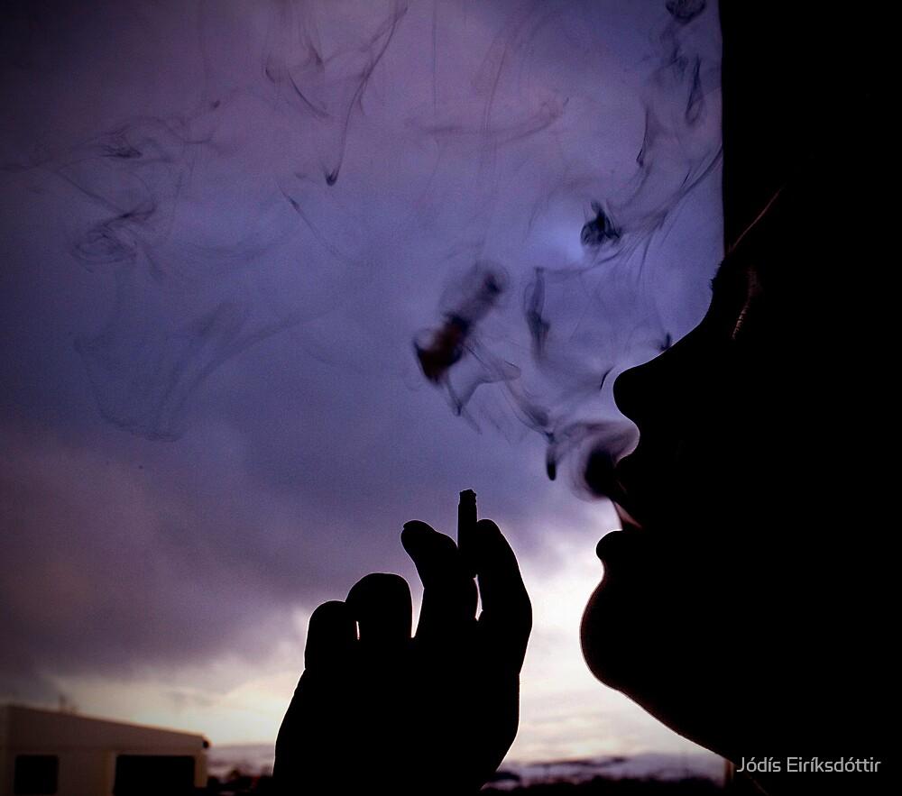 The Art of Smoking by Jódís Eiríksdóttir