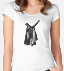 Lord Buckethead Dab Women's Fitted Scoop T-Shirt