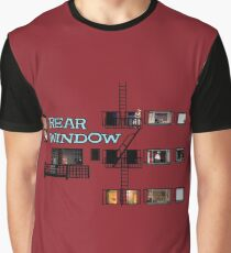 Rear Window Graphic T-Shirt