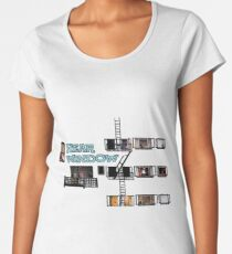 Rear Window Women's Premium T-Shirt