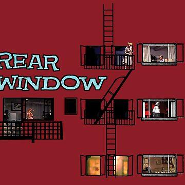 Rear Window by OmerNaor316