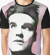 Morrissey Graphic T-Shirt