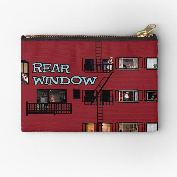 Rear Window Zipper Pouch