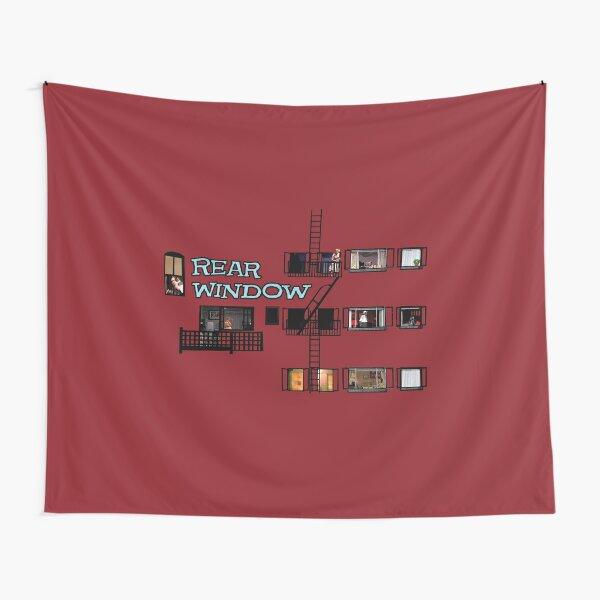 Rear Window Tapestry