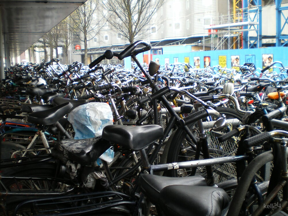 bikes galore by kell24
