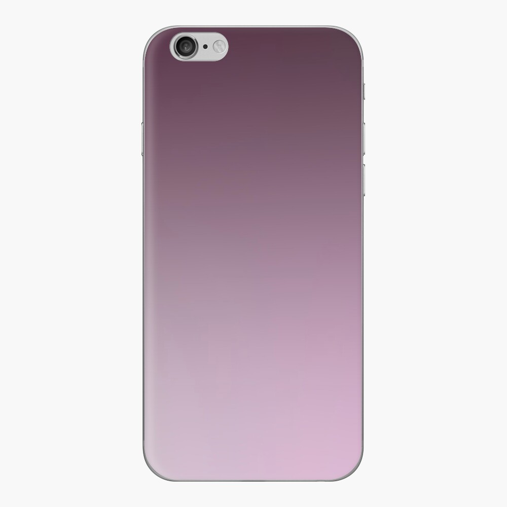CEMETERY ROSE - Plain Color iPhone Case and Other Prints iPhone Cases & Covers
