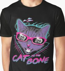 Cat to the Bone Graphic T-Shirt a7dfbd24f