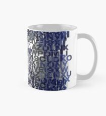 Taza LIBERTY LETTER by Tai's Tees