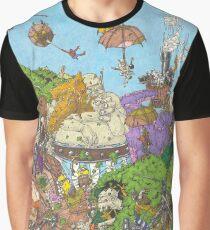 Knights vs Goblins Graphic T-Shirt