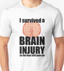 I survived a brain injury T-Shirt
