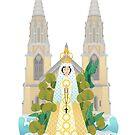 Virgen del Valle by erdavid
