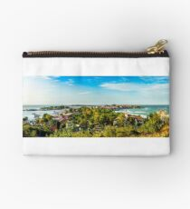boats in port of Sozopol  at sunset Studio Pouch