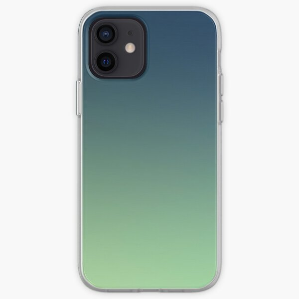 DARK LIME - Plain Color iPhone Case and Other Prints iPhone Soft Case