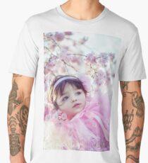 Cherry blossom baby Men's Premium T-Shirt