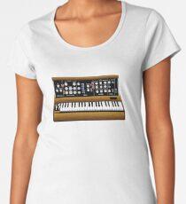 Mini Moog Synth T-Shirt Women's Premium T-Shirt
