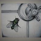 95.x 120 cm Oil Paint by ZoeHarders