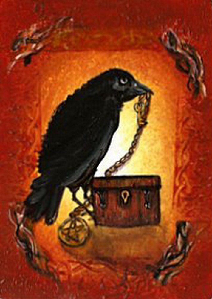 Keeper of the Key by artbyskym