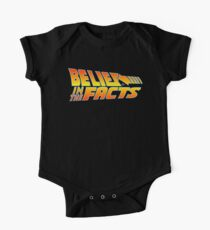 Belief in the Facts by Tai's Tees Kids Clothes