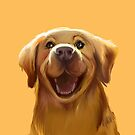 Puppy Smiles by cheezup
