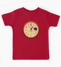 NURSERY RHYME, Hickety Dickety Dock, Hickory Dickory Dock, illustrated by Denslow Kids Tee